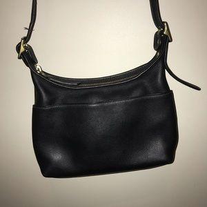Coach vtg legacy pocket hobo bag